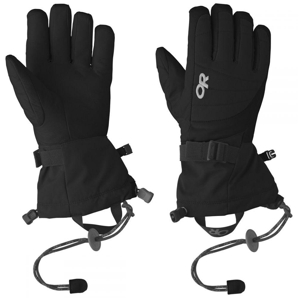 アウトドアリサーチ Outdoor Research レディース スキー・スノーボード グローブ Outdoor Gloves】Black【Revolution Gloves】Black, サプライズ2:4bd4c47d --- sunward.msk.ru