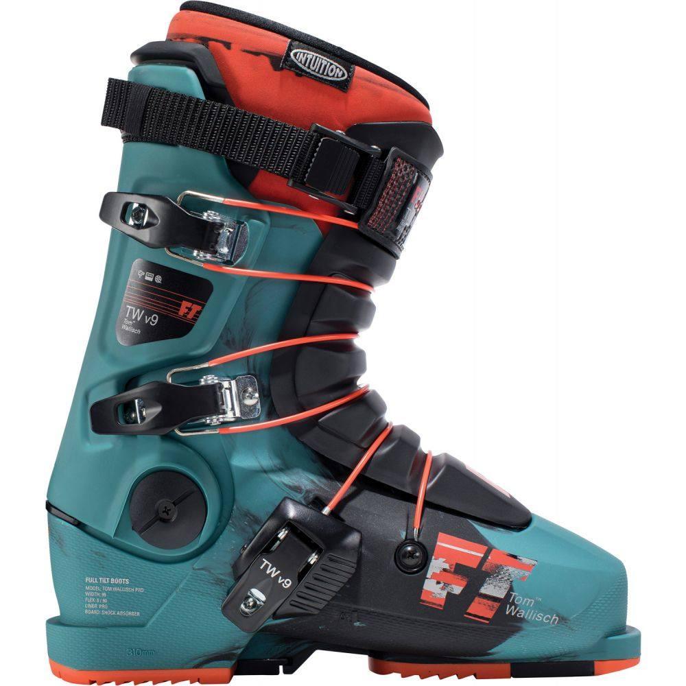 フルティルト Full Tilt メンズ スキー・スノーボード シューズ・靴【Tom Wallisch Pro LTD Ski Boots】Teal/Black/Red