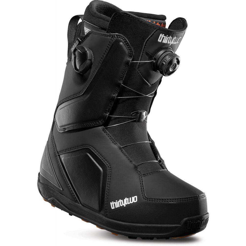 サーティーツー Thirty Two メンズ スキー・スノーボード シューズ・靴【32 - Binary BOA Snowboard Boots】Black