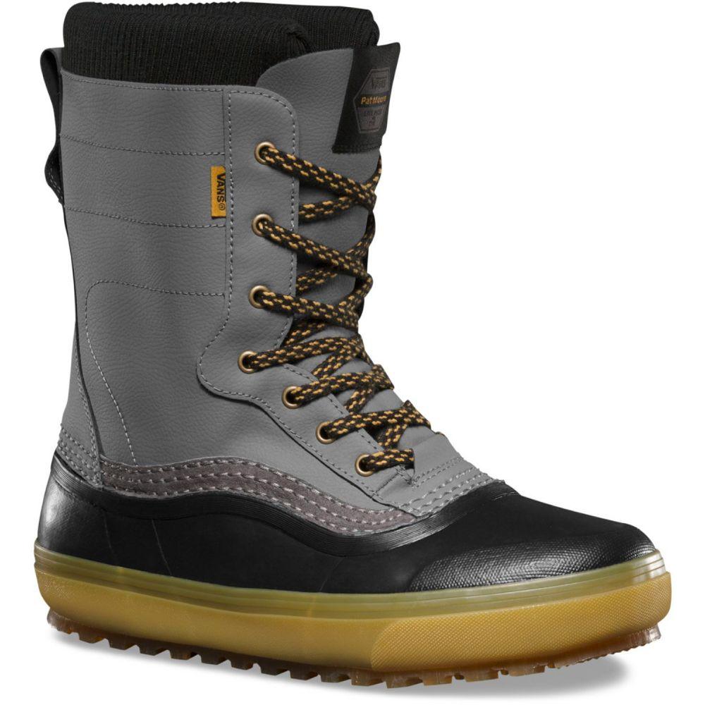 ヴァンズ Vans メンズ スキー・スノーボード シューズ・靴【Standard Snow Boots】(Pat Moore) Black/Grey