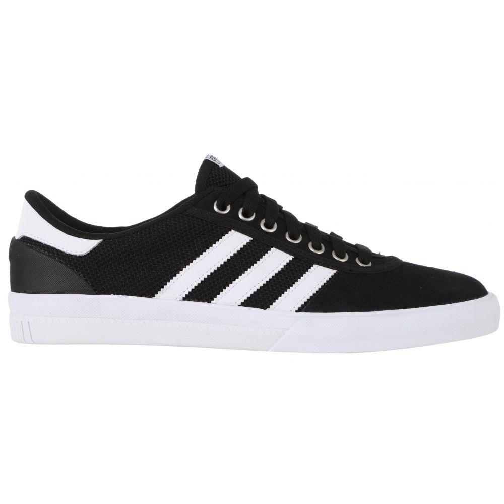 アディダス Adidas メンズ スケートボード シューズ・靴【Lucas Premiere ADV Skate Shoes】Black/White/White