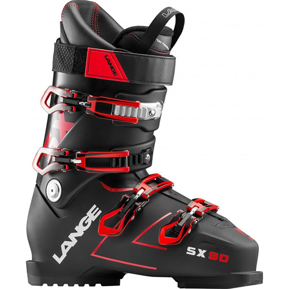 ランジェ Lange メンズ スキー・スノーボード シューズ・靴【SX 90 Ski Boots】True Black/Red