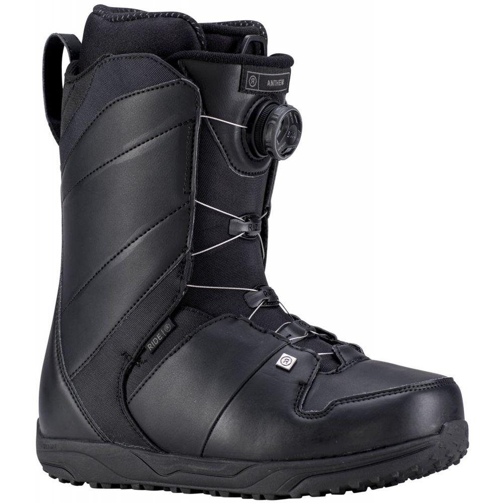 ライド Ride メンズ スキー・スノーボード シューズ・靴【Anthem Snowboard Boots】Black