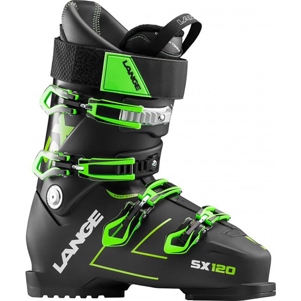 ランジェ Lange メンズ スキー・スノーボード シューズ・靴【SX 120 Ski Boots】True Black/Green