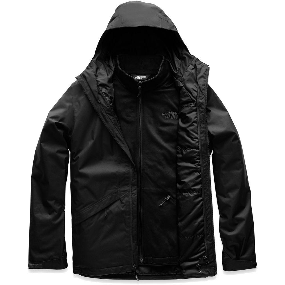 ザ ノースフェイス The North Face メンズ アウター ジャケット【Plumbline Triclimate Jacket】TNF Black/TNF Black