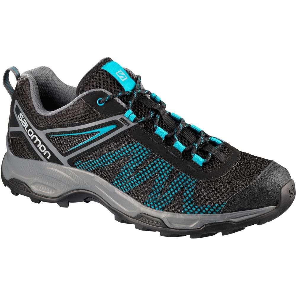サロモン Salomon メンズ ハイキング・登山 シューズ・靴【X Ultra Mehari Hiking Shoes】Quiet Shade/Black/Enamel Blue