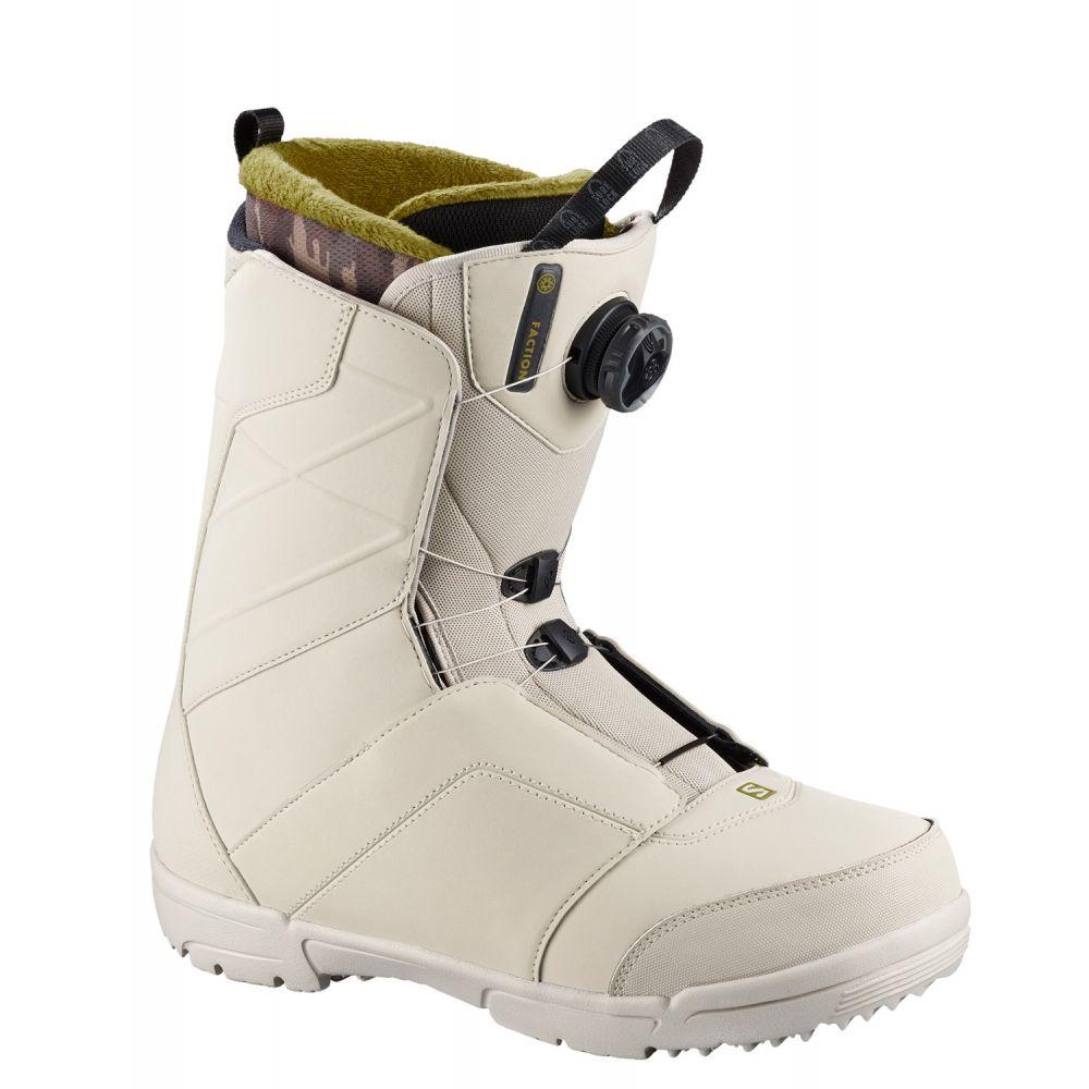 サロモン Salomon メンズ スキー・スノーボード シューズ・靴【Faction BOA Snowboard Boots】Sand