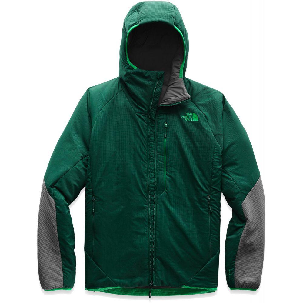 ザ ノースフェイス The North Face メンズ アウター ジャケット【Ventrix Hoody Jacket】Botanical Garden Green/Vanadis Grey