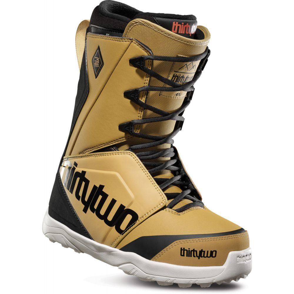 サーティーツー Thirty Two メンズ スキー・スノーボード シューズ・靴【32 - Lashed Snowboard Boots】Gold/Black