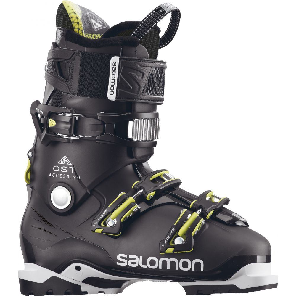 サロモン Salomon Salomon メンズ メンズ スキー・スノーボード シューズ・靴【QST Access 90 Ski Boots】Anthracite Translucent/Black/Corail, ハッピィホームコンセプト:068cecc3 --- sunward.msk.ru
