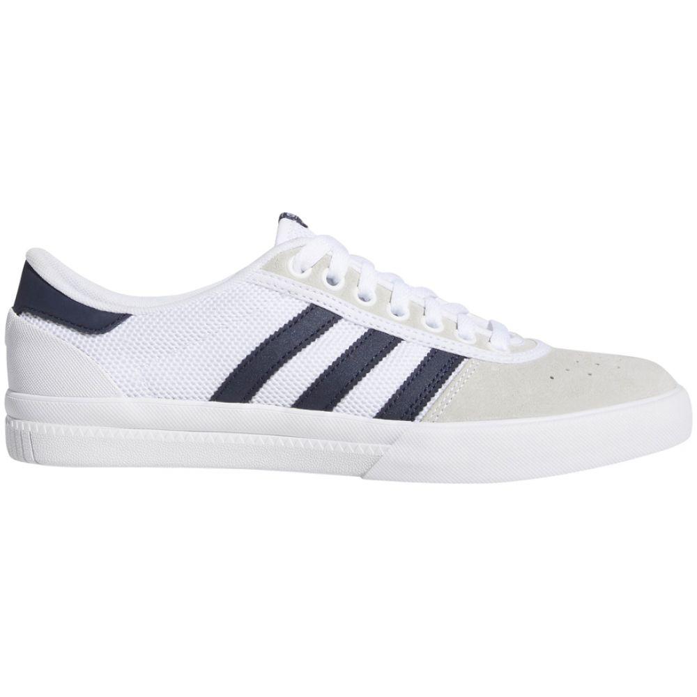 アディダス Adidas メンズ スケートボード シューズ・靴【Lucas Premiere Skate Shoes】Footwear White/Legend Ink/Footwear White