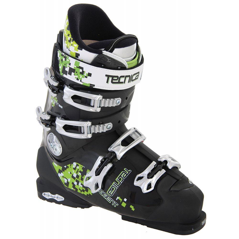 テクニカ Tecnica メンズ スキー・スノーボード シューズ・靴【Agent 95 Ski Boots】Black
