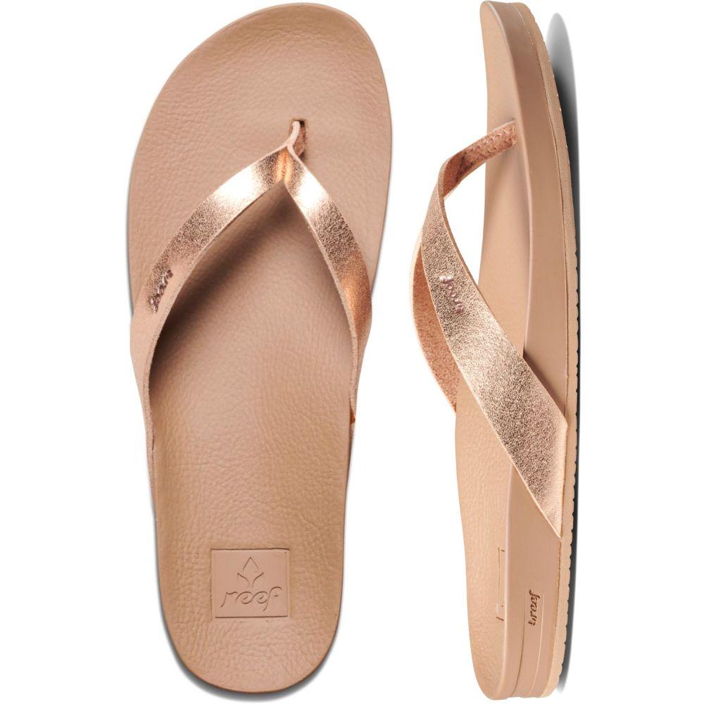 リーフ Reef レディース シューズ・靴 サンダル・ミュール【Cushion Bounce Court Sandals】Rose Gold