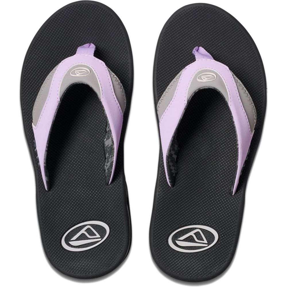 リーフ Reef レディース シューズ・靴 サンダル・ミュール【Fanning Sandals】Grey/Purple