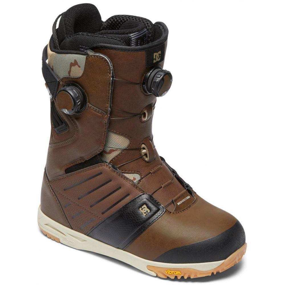 ディーシー DC メンズ スキー・スノーボード シューズ・靴【Judge BOA Snowboard Boots】Brown