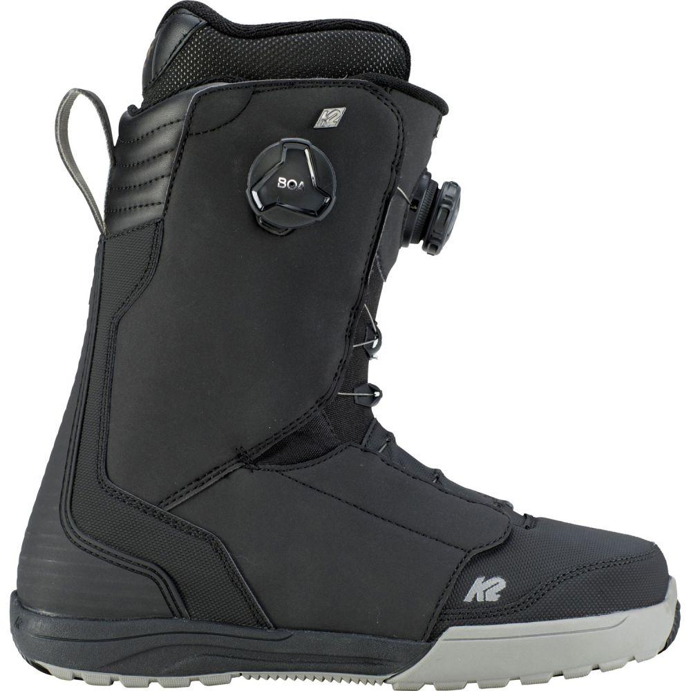 ケーツー K2 メンズ スキー・スノーボード シューズ・靴【Boundary Snowboard Boots】Black
