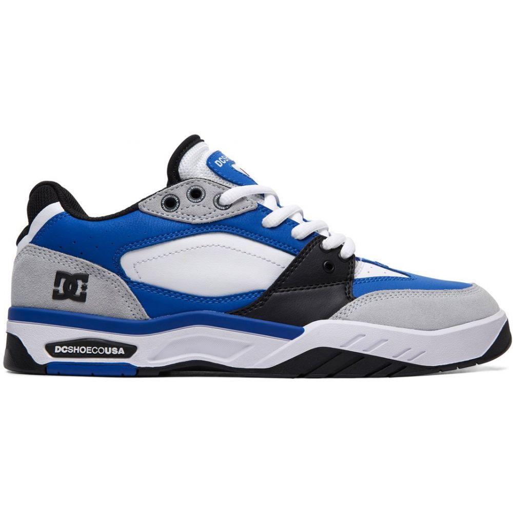 ディーシー DC メンズ スケートボード シューズ・靴【Maswell Skate Shoes】Blue/Black/White