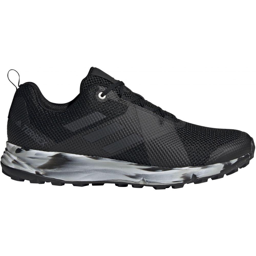 アディダス Adidas メンズ ランニング・ウォーキング シューズ・靴【Terrex Two Trail Running Shoes】Black/Carbon/Grey One