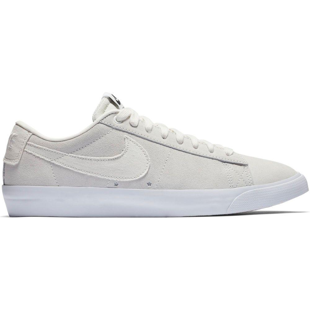 ナイキ Nike メンズ スケートボード シューズ・靴【SB Blazer Low GT Skate Shoes】Summit White/Summit White/Obsidian