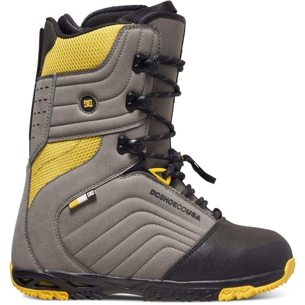 ディーシー DC メンズ スキー・スノーボード シューズ・靴【Scendent Snowboard Boots】Grey/Yellow