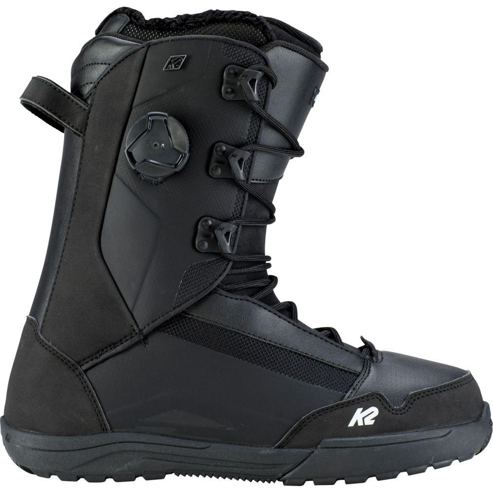 ケーツー K2 メンズ スキー・スノーボード シューズ・靴【Darko Snowboard Boots】Black