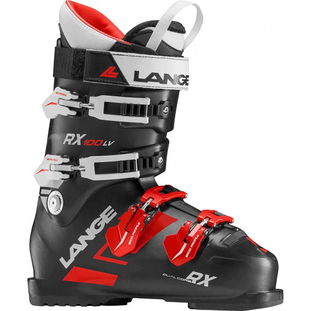 ランジェ Lange メンズ スキー・スノーボード シューズ・靴【RX 100 Ski Boots】Black/Red
