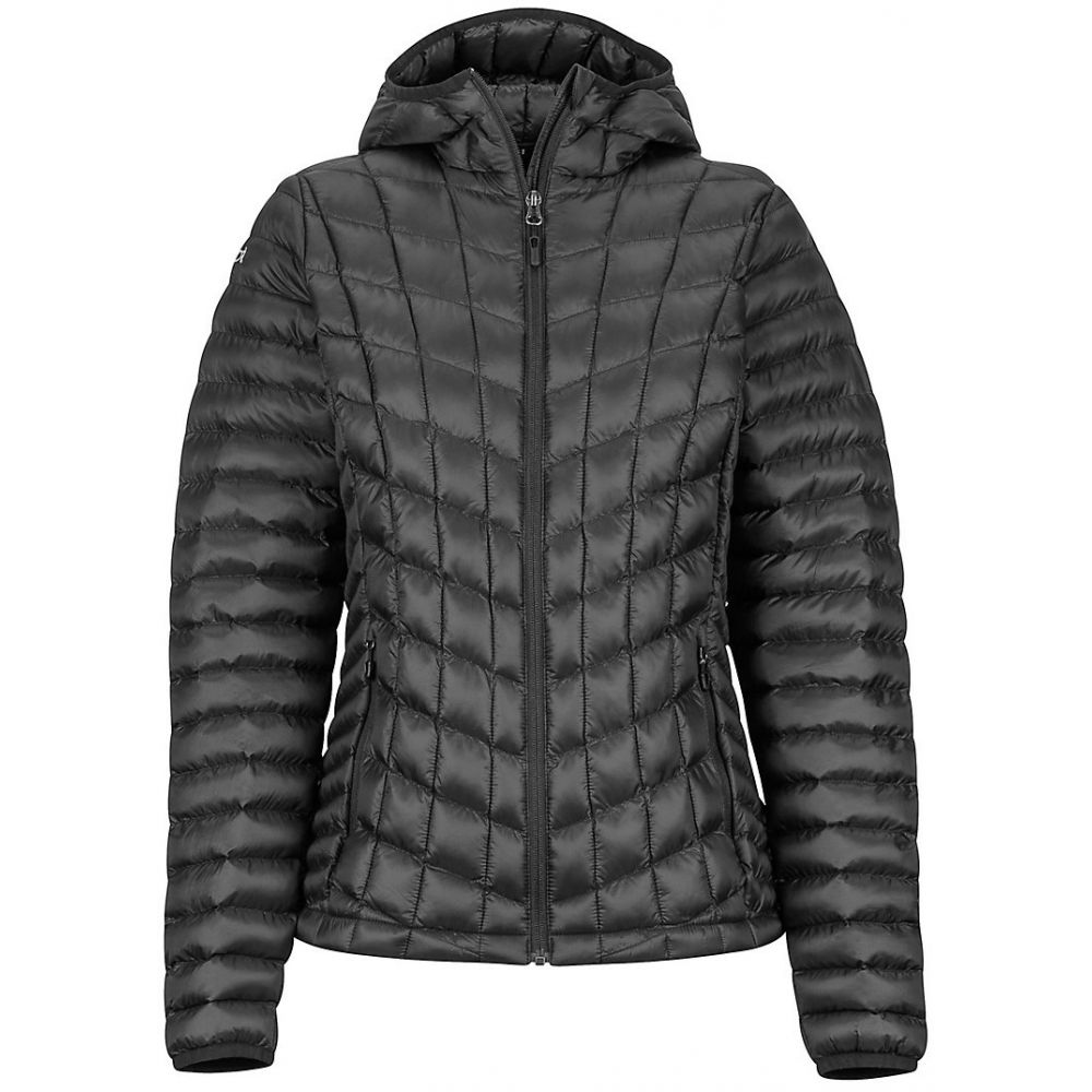 マーモット Marmot レディース アウター ジャケット【Featherless Hoody Jacket】Black
