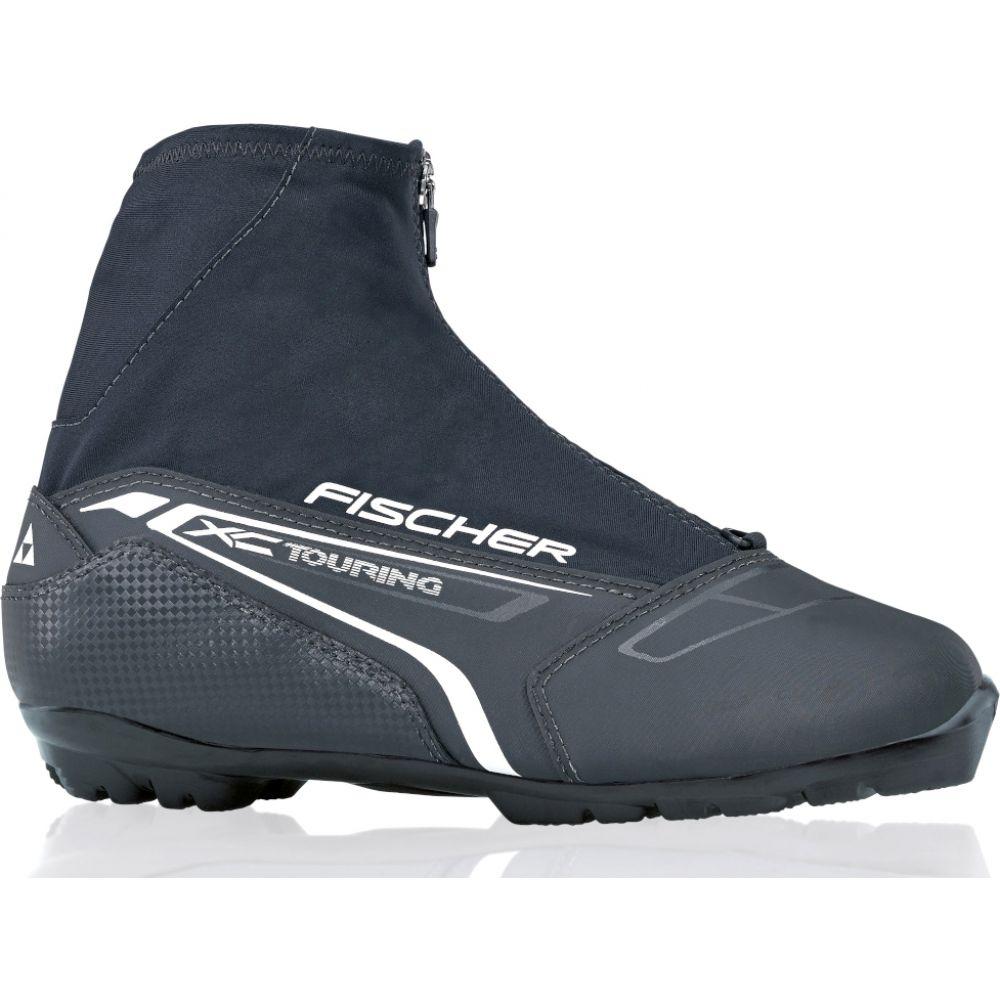 フィッシャー Fischer メンズ スキー・スノーボード シューズ・靴【XC Touring T3 XC Ski Boots】Black/Dark Grey