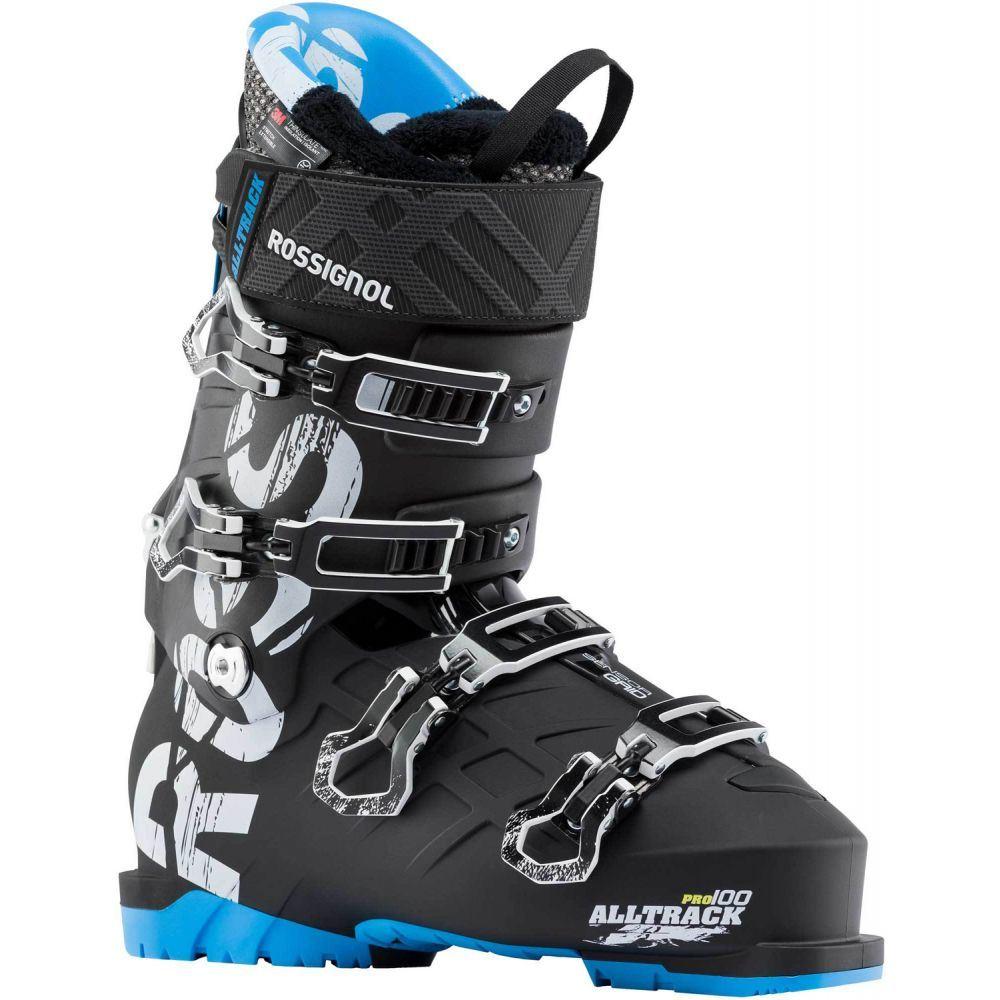 ロシニョール Rossignol メンズ スキー・スノーボード シューズ・靴【Alltrack Pro 100 Ski Boots】Black