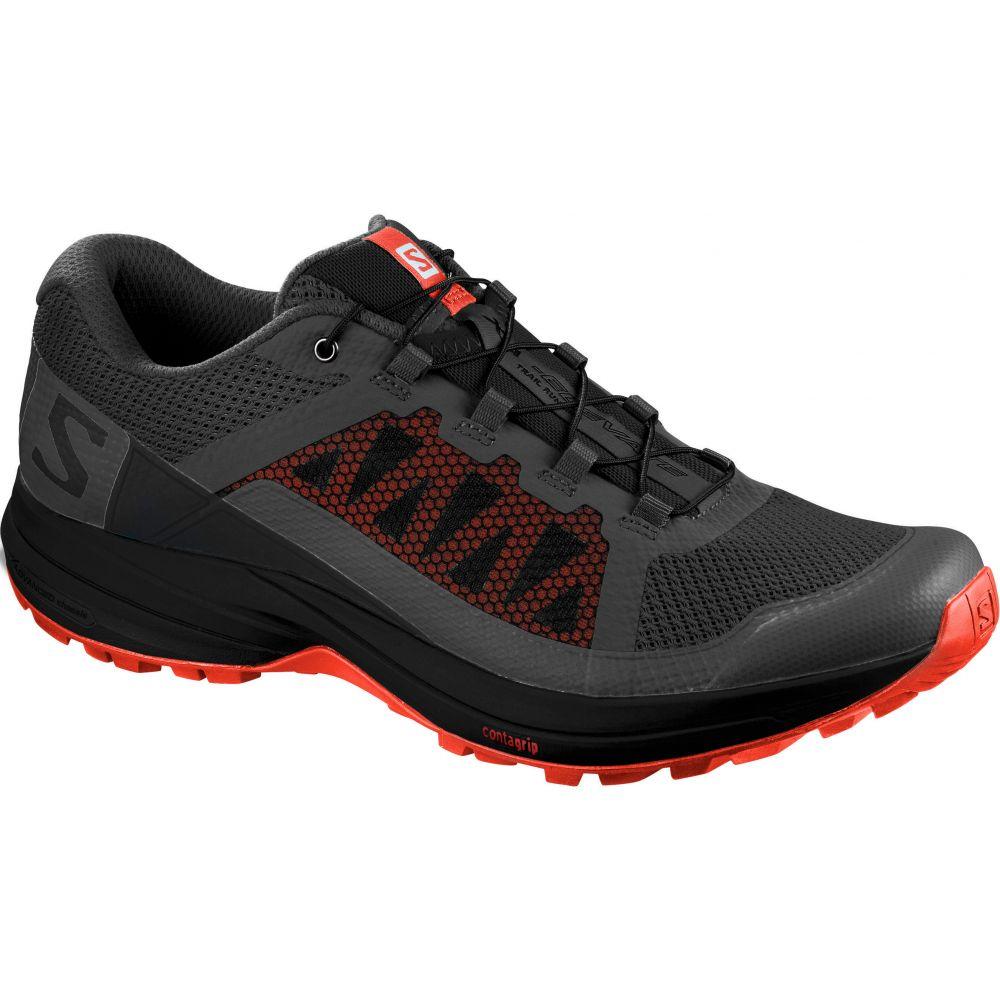 サロモン Salomon メンズ ランニング・ウォーキング シューズ・靴【XA Elevate Trail Running Shoes】Magnet/Black/Cherry Tomato