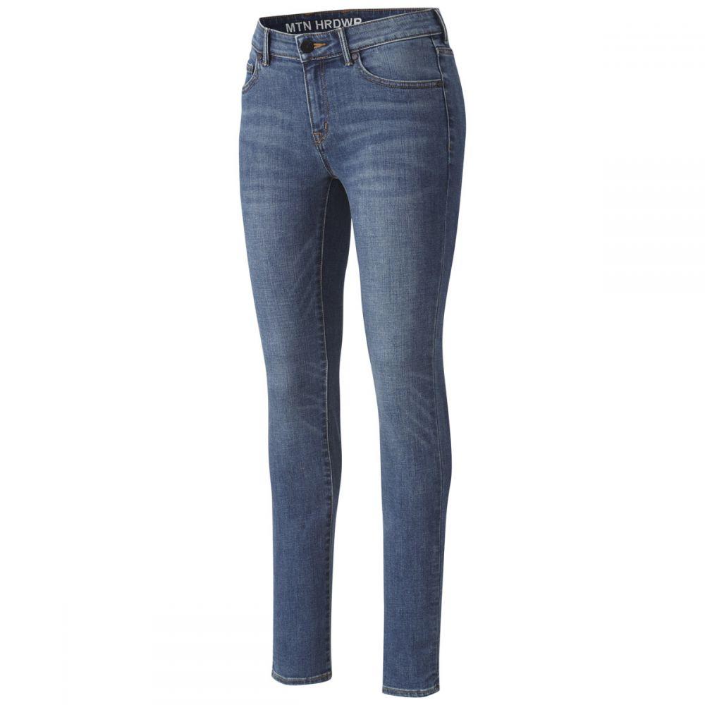 マウンテンハードウェア Mountain Hardwear レディース ボトムス・パンツ ジーンズ・デニム【Hardwear Denim Jeans】Medium Wash