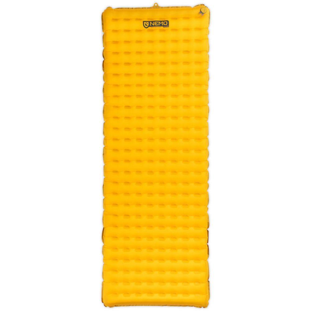 ネモ Nemo メンズ ハイキング・登山【Tensor Wide Sleeping Pad】Elite Yellow