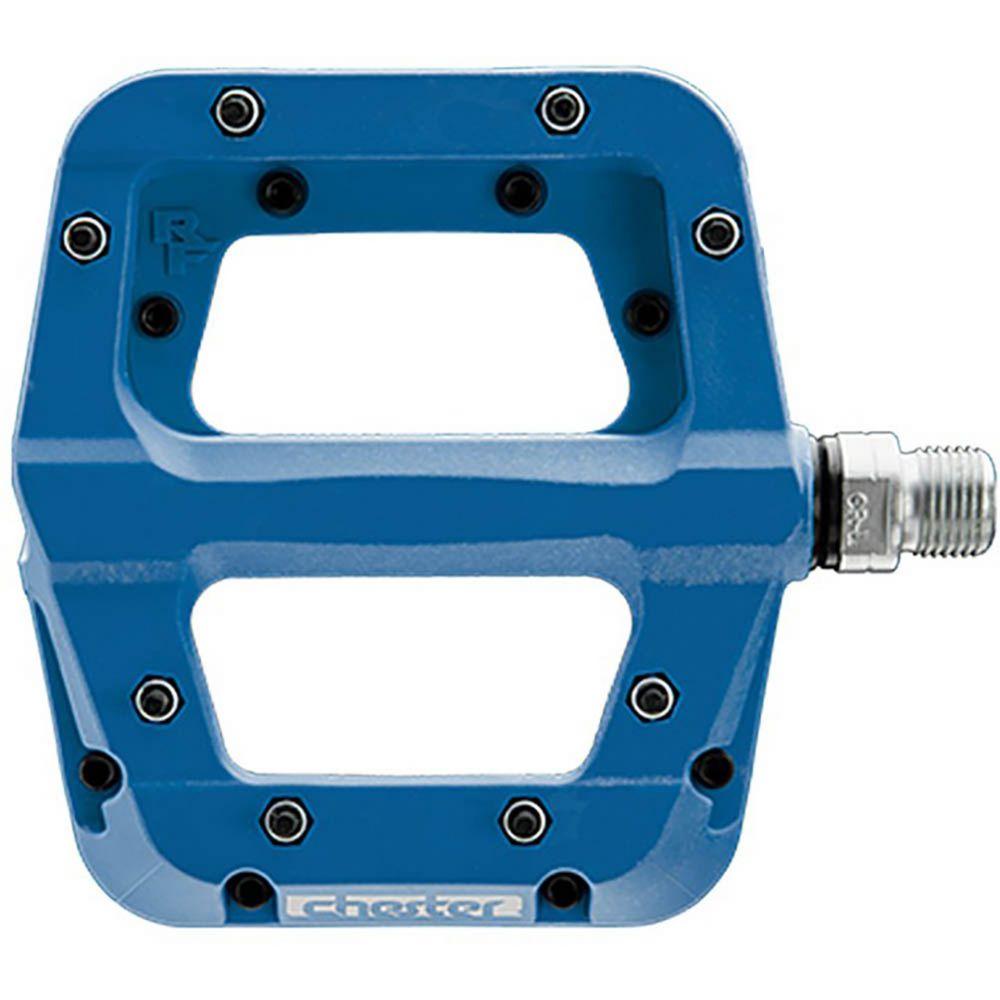 レイスフェイス Race Face メンズ 自転車【RaceFace Chester Composite Bike Pedals】Blue
