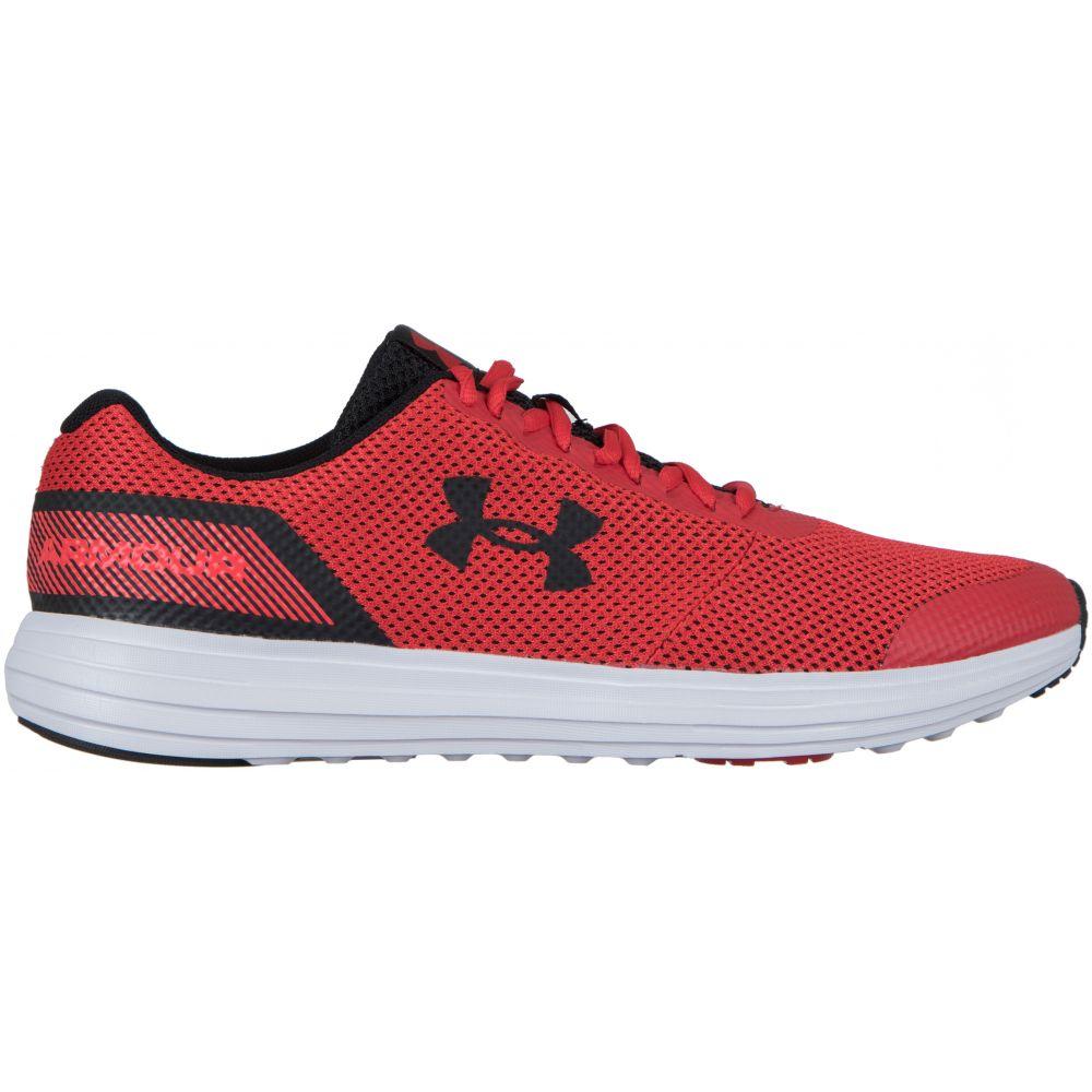 アンダーアーマー Under Armour メンズ ランニング・ウォーキング シューズ・靴【Surge Running Shoes】Barn/White/Black