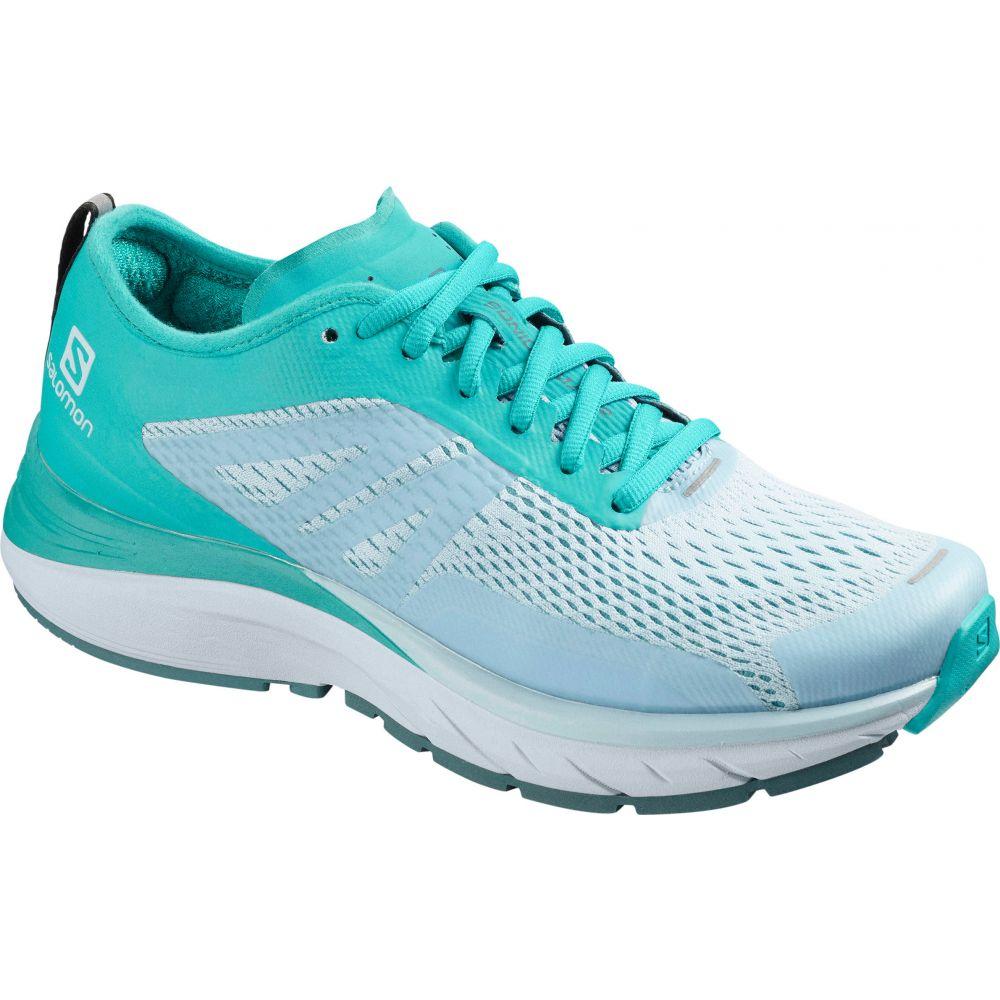 サロモン Salomon レディース ランニング・ウォーキング シューズ・靴【Sonic RA Max 2 Running Shoes】Cashmere Blue/Bluebird/Illusion Blue