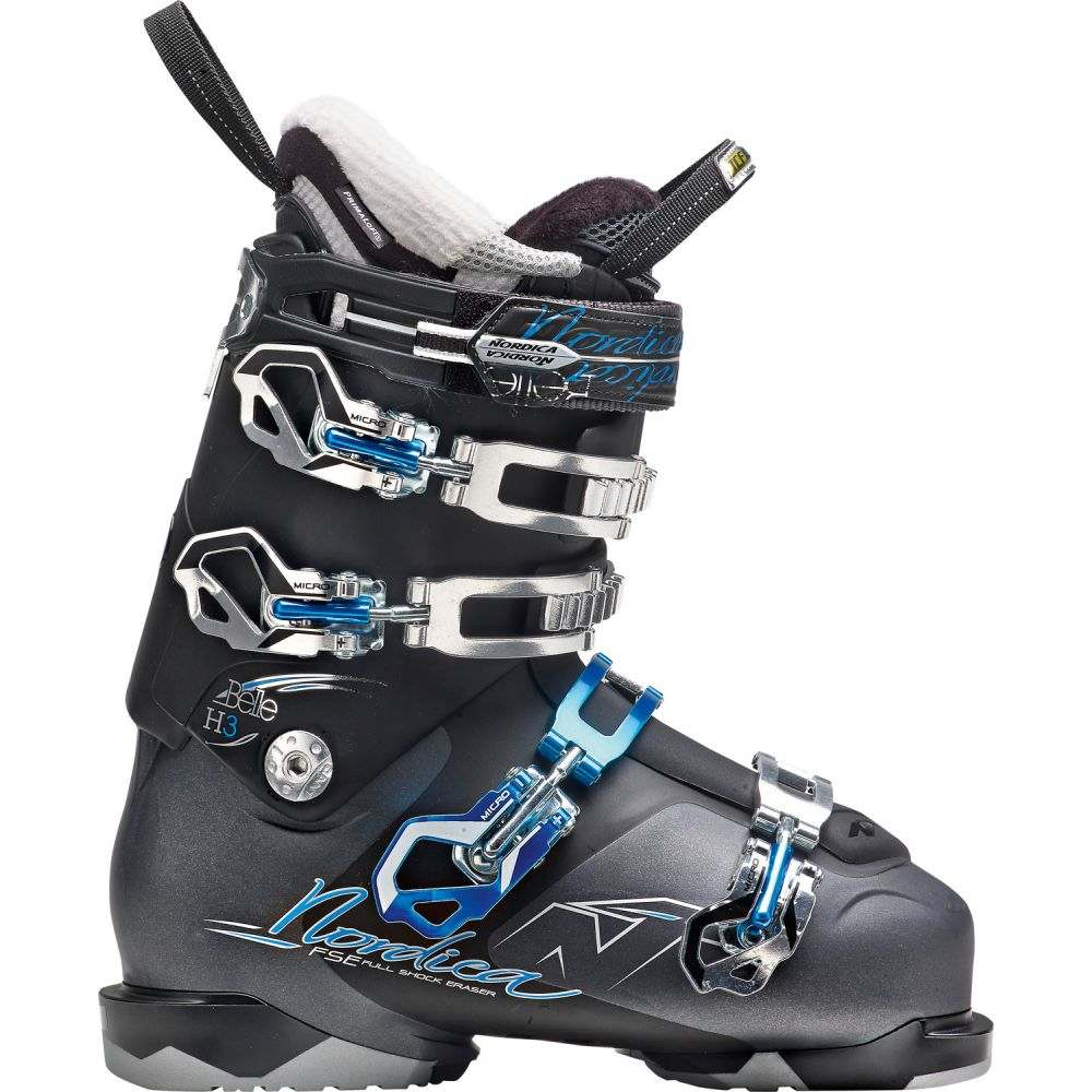 ノルディカ Nordica レディース スキー・スノーボード シューズ・靴【Belle H3 Ski Boots】Black