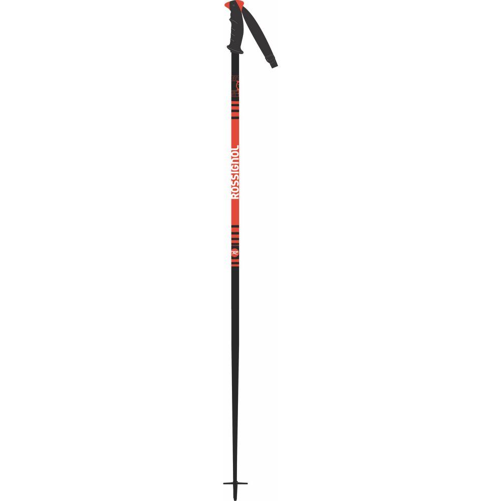 ロシニョール Rossignol メンズ スキー・スノーボード【Stove Pipe Ski Poles】Black/Red