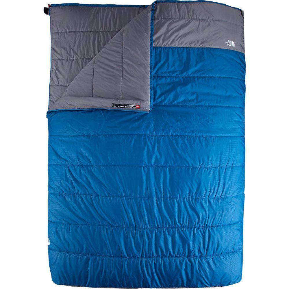 ザ ノースフェイス The North Face メンズ ハイキング・登山【Dolomite Double 20/-7 Sleeping Bag】Cosmic Blue/Zinc Grey
