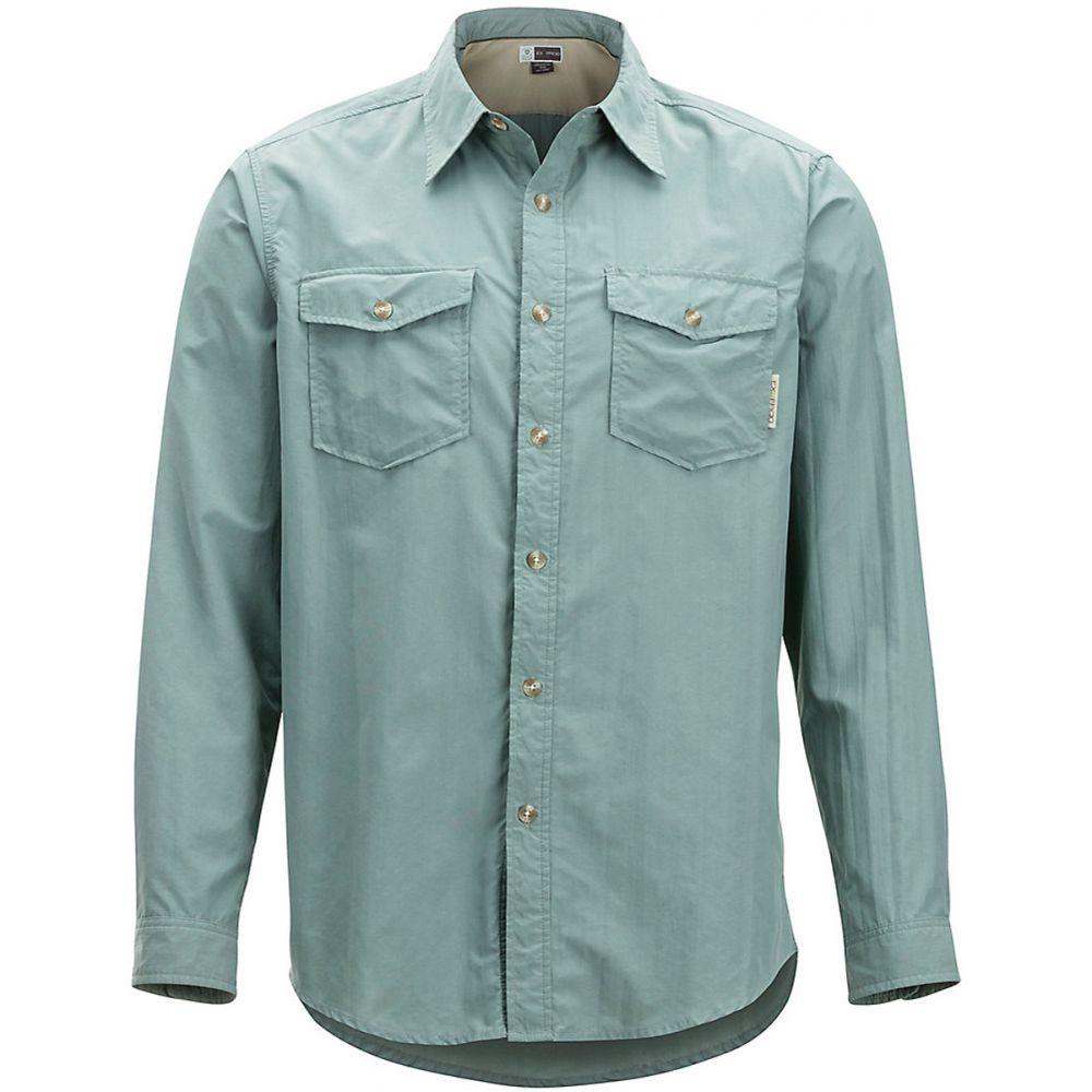エクスオフィシオ ExOfficio メンズ トップス【Exofficio BugsAway Chios L/S Shirt】Bonsai