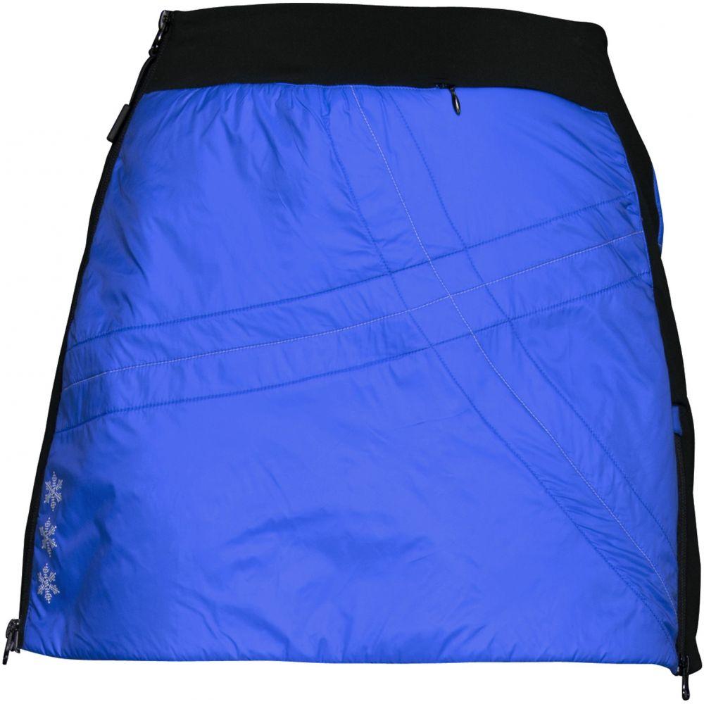 スウィックス Swix レディース スカート【Romsdal 2 Quilted Skirt】Mazarin Blue