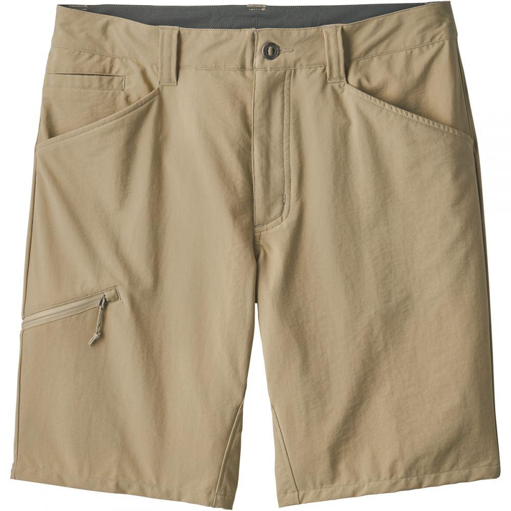 パタゴニア Patagonia メンズ ボトムス・パンツ【Quandary 10in Pants】El Cap Khaki