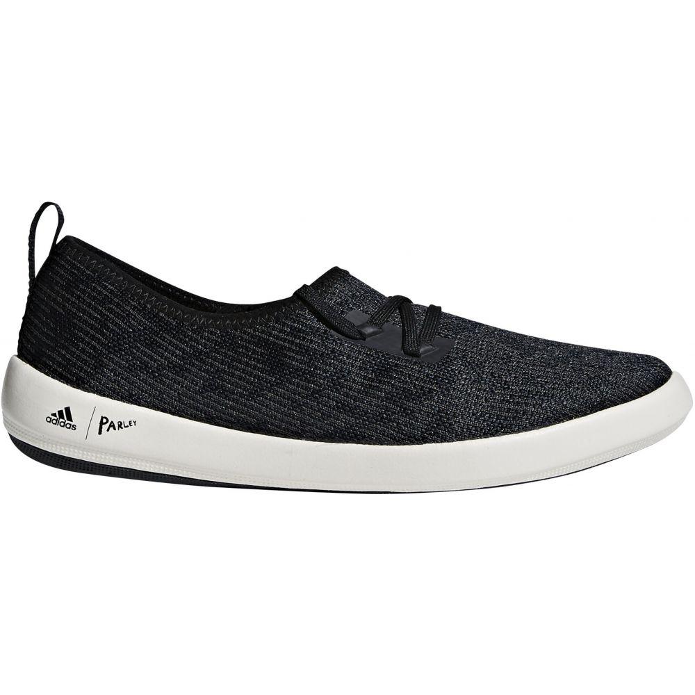 アディダス Adidas レディース シューズ・靴【Terrex CC Boat Sleek Parley Shoes】Black/Carbon/Chalk White