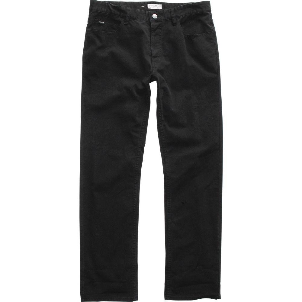 ルーカ RVCA メンズ ボトムス・パンツ【Stay Pants】Black
