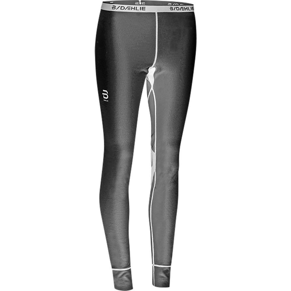 ビョルン ダーリ Bjorn Daehlie レディース スキー・スノーボード ボトムス・パンツ【TrainingWool Baselayer Pants】Grey