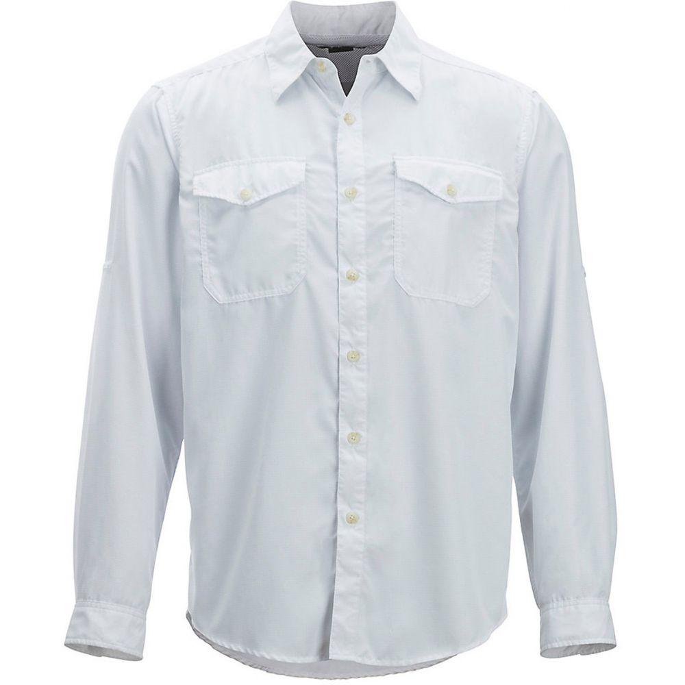 エクスオフィシオ ExOfficio メンズ トップス【Exofficio BugsAway Briso L/S Shirt】White