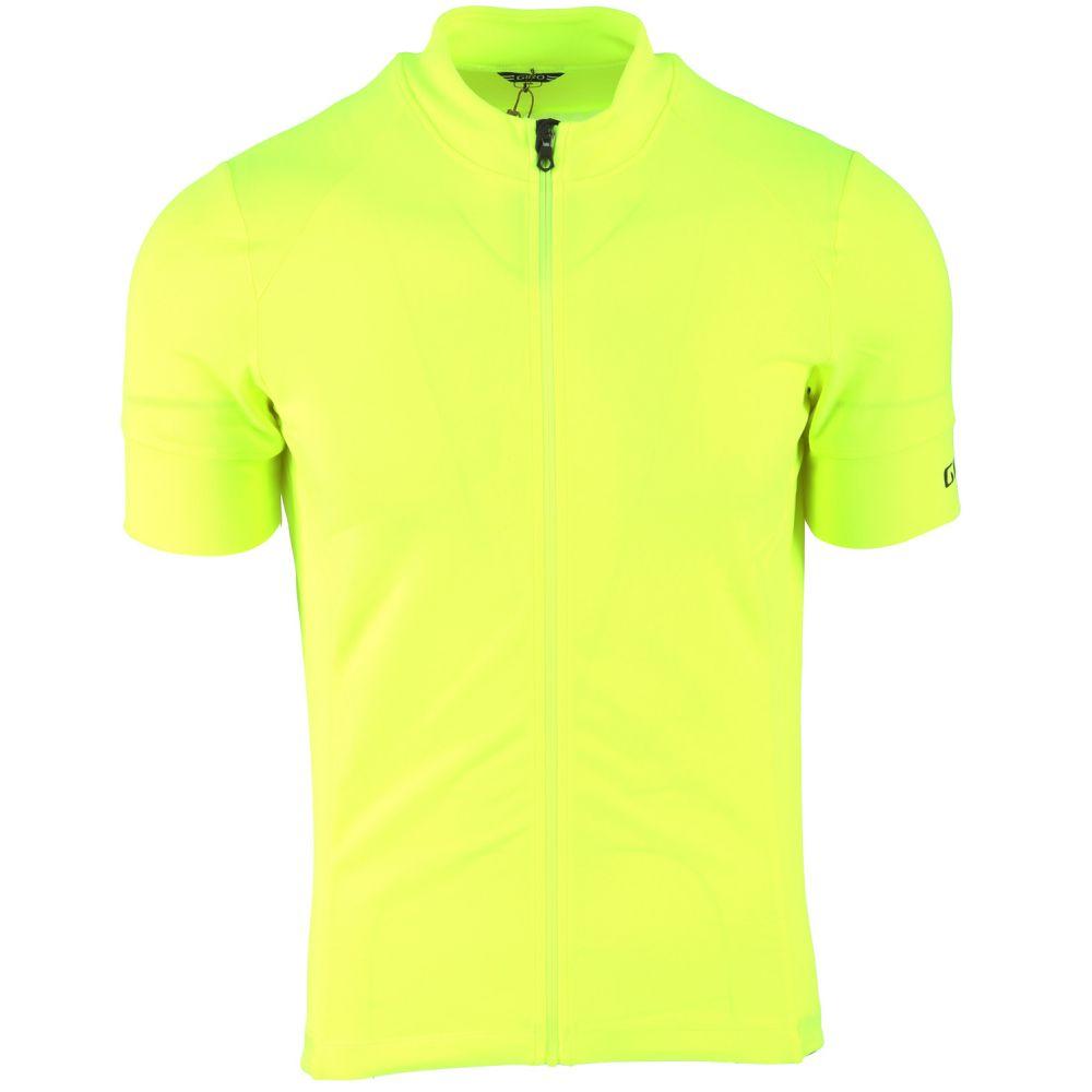 ジロ Giro メンズ 自転車 トップス【Chrono Sport Bike Jersey】Highlight Yellow