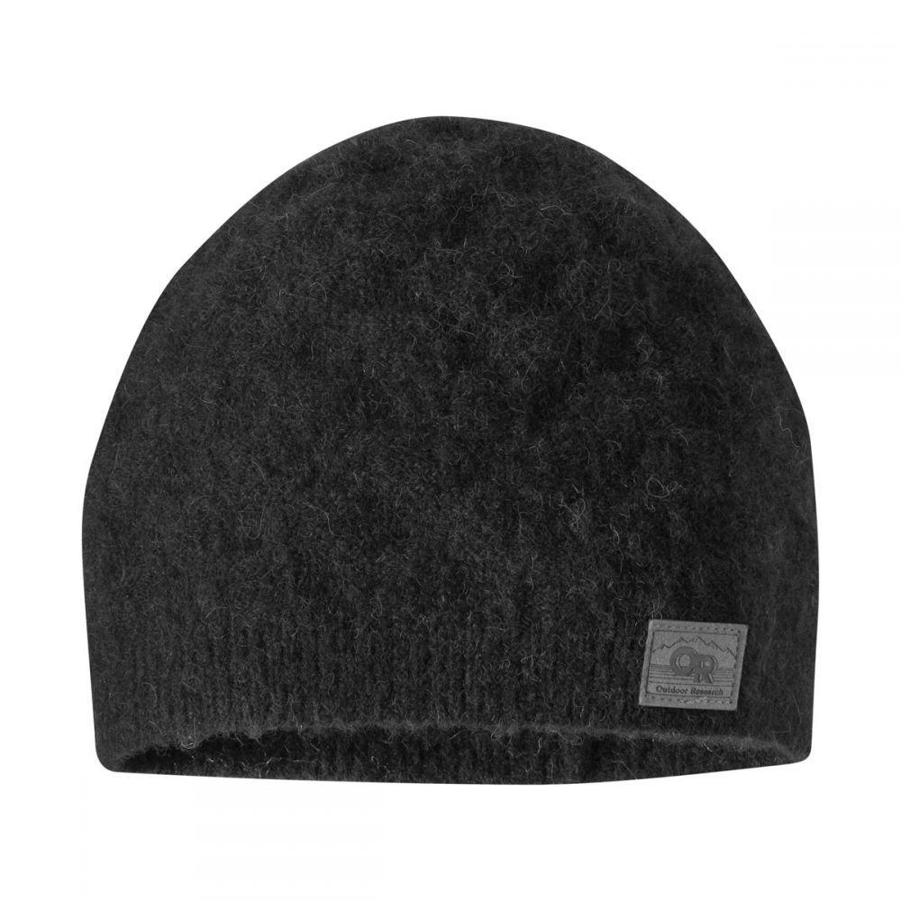 アウトドアリサーチ Outdoor Research メンズ 帽子 ニット【Apres Beanie】Black