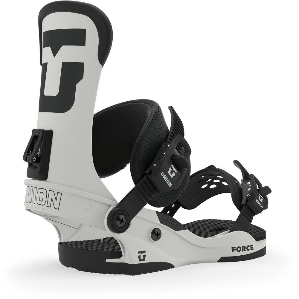 ユニオン Union メンズ スキー・スノーボード ビンディング【Force Snowboard Bindings】Matte Stone