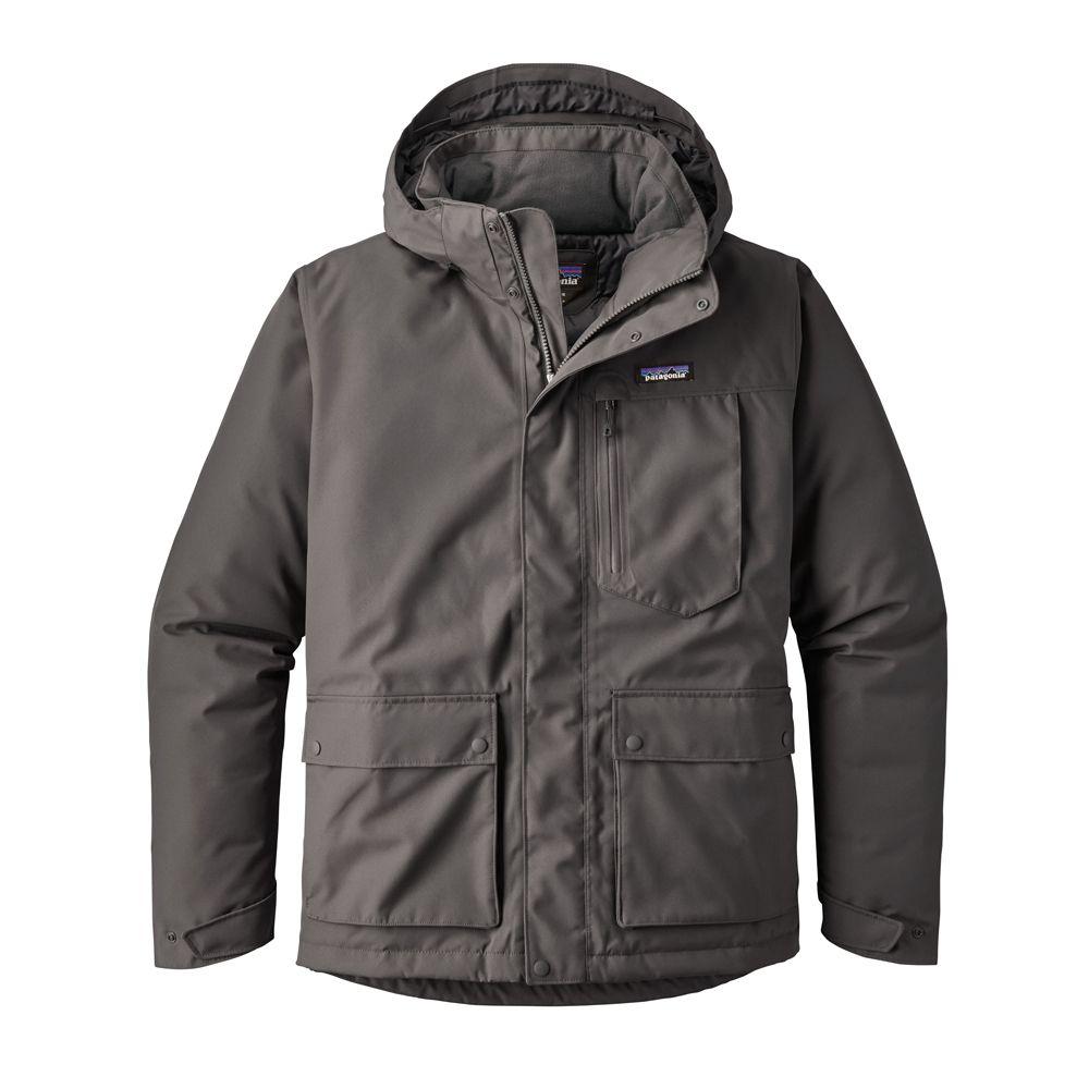 パタゴニア Patagonia メンズ アウター ダウン・中綿ジャケット【Topley Jacket】Forge Grey