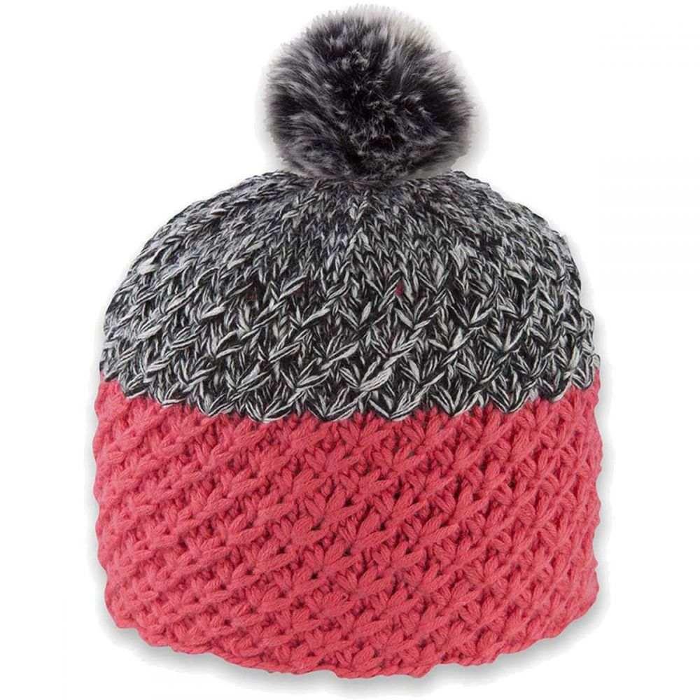ピスタイル Pistil レディース 帽子 ニット【Marisol Beanie】Coral